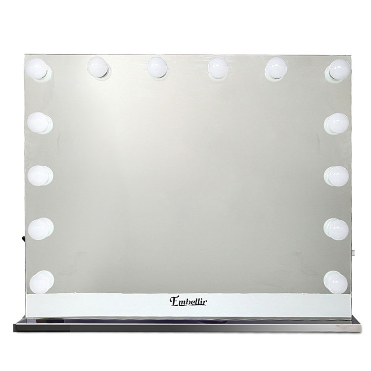 Make Up Mirror Frame With Led Lights 65x80cm