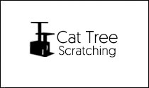 Cat Scratching Trees