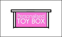 Personalised Toy Boxes