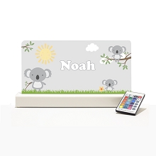 Personalised Night Light - Koala