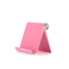 Desk Phone/Ipad Holder  - Pink