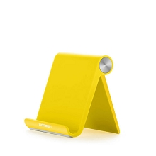 Desk Phone/Ipad Holder  - Yellow