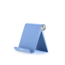 Desk Phone/Ipad Holder  - Blue