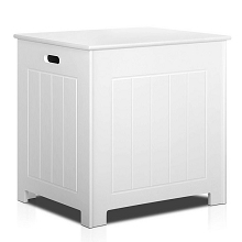 Deluxe Home Storage Box White