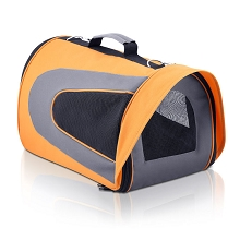 Pet Dog Cat Carrier Travel Bag Large Orange