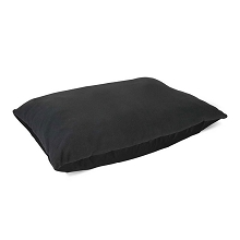 Plush & Cushion Comfy Dog Bed Extra Large Black