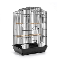 High Quality Pet Bird Cage Black Medium 68CM