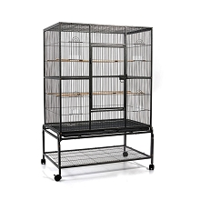 High Quality Pet Bird Cage Black Large 140CM