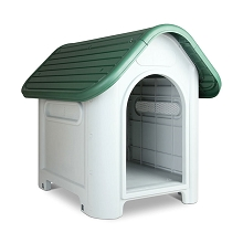 Green Dog Kennel 66CM