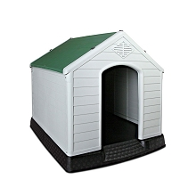 Green Dog Kennel 99CM