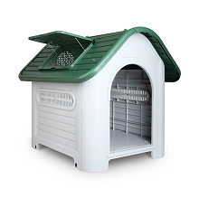 Green Dog Kennel 76CM
