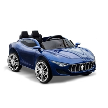 Kids Ride on Sports Car Blue
