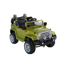 Kids Ride on Car with Remote Control Green