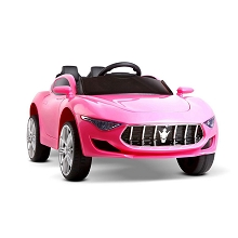 Kids Ride on Sports Car Pink