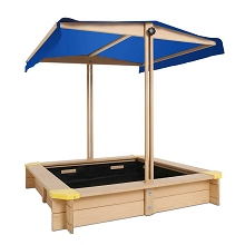 Children Sand Pit with Canopy