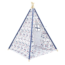 High Quality Cotton Canvas Kids Teepee