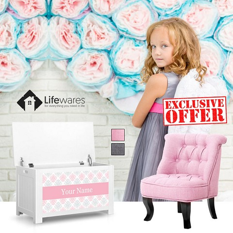 Pink & Grey Elegance & Pink French Lorraine Chair Bundle Offer!
