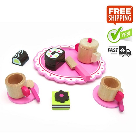 TOOKY TOY Afternoon Tea Set