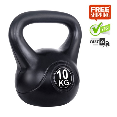 Kettlebells Fitness Exercise Kit 10kg