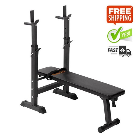 Foldable Fitness Weight Bench 330lbs
