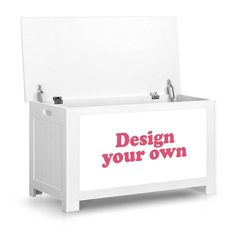 Design Your Own Toy Box