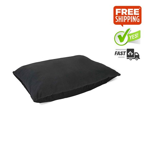 Plush & Cushion Comfy Dog Bed X-Large Black
